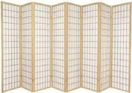 Shoji Screen Room Divider by 71