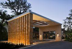 modern porte cochere architecture pinterest modern house
