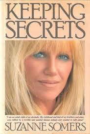 how to cut your own hair like suzanne somers keeping secrets by suzanne somers