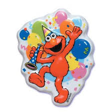 elmo cake topper sesame elmo cake topper poptop decorations