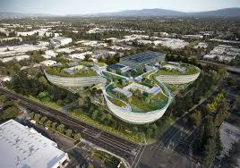 sunnyvale permits apple unveils second stunning u201cspaceship u201d campus for sunnyvale