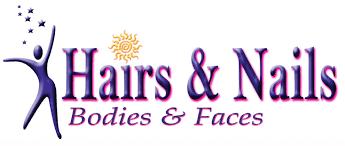 hair and nail salon logos images