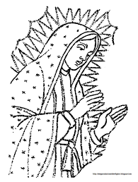 our lady of guadalupe art freebies images