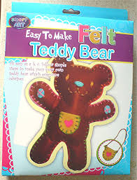 make your own teddy bear kits crazy kids crafts
