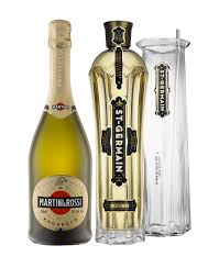 martini and rossi champagne st germain cocktail kit l u0027hôte buy online or send as a gift