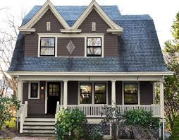 Dutch Colonial Style Exterior Paint Color Combinations For Older Homes House Design Tips