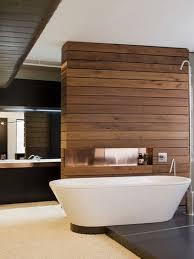 vasche da bagno legno finiture in legno per interni pareti finiture in legno per