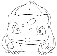 bulbasaur coloring pages getcoloringpages