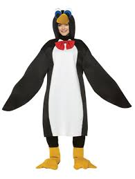light weight penguin costume fancydress com