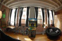 10 best loft window treatments images on Pinterest  Curtains