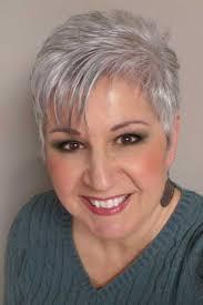 coupe pour cheveux gris 2017 du meilleur court coupes de cheveux pour les femmes âgées