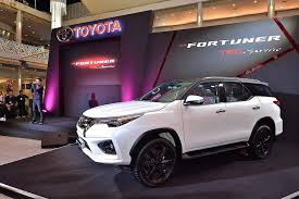 harga toyota lexus suv 2015 new toyota fortuner trd sportivo is a hilux suv with attitude