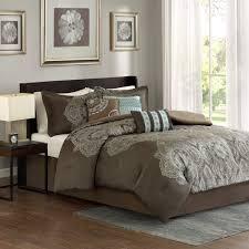 amazon com madison park mp10 1657 capella 7 piece comforter set