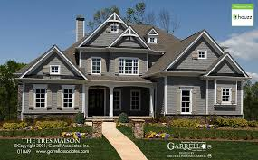 french style home plans tres maison b house plan house plans by garrell associates inc