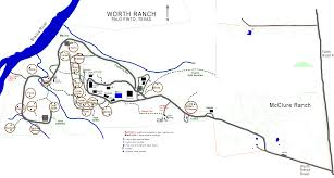 Fort Carson Map Camp Maps Campsite And Facility Information Longhorn Council