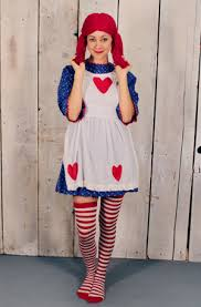 Halloween Costumes Ideas Adults Raggedy Ann Costume Ideas Funny Halloween Costume Ideas Women