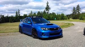 2011 subaru wrx modified my 2012 sti u0026 my friend u0027s 2006 wrx close look youtube