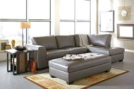 L Shaped Sleeper Sofa Awesome Ottoman Sectional Couches With Ottomans Leather Sofa