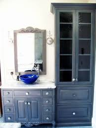 linen cabinet tower 18 wide 31 inspirational vanity with linen cabinet home idea