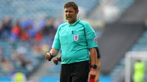 Andrew Halliday by Appointments Sky Bet Efl Matchday Referees News Efl Official