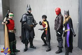 batman of the family batman family nycc 2013 by conmenwebseries on deviantart