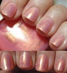 paillette a little nail polish journal milani gold part 1