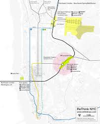 Metro North Harlem Line Map by A Radical Plan To Fix America U0027s Worst Airport