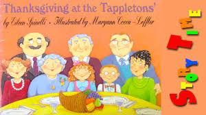 thanksgiving stories for kids thanksgiving at the family u0027s house holiday read along book for