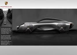 porsche 911 concept cars porsche 911 solo developing renders on behance