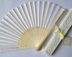 church fans personalized fans etsy