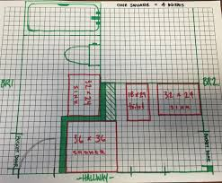 cost estimate for bath remodel texags planned layout resulting in a roughly 5x7 bathroom and a 5x9 bathroom