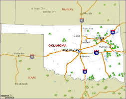 Oklahoma camping resources and information