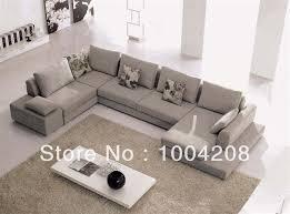 mobilier de canap d angle style moderne canapé d angle canapé en tissu mobilier de salon f832