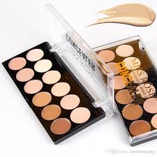 cheap makeup classes miss concealer palette circles smallpox cover makeup