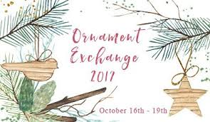 3rd day of ornament exchange allen creates