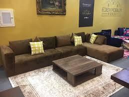 deco canape marron kaizen decoration espace deco
