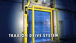 fastrax fr cold storage door freezer door youtube
