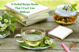 6 herbal recipe books that i cannot live without by hybrid rasta