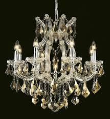 9 light crystal chandelier chandelier ideas