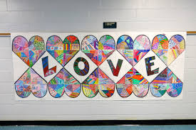 Mural Art Designs cassie stephens in the art room love this sub plan collaborative