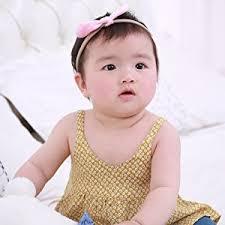 baby headband mookiraer baby girl s headbands chiffon flower hair