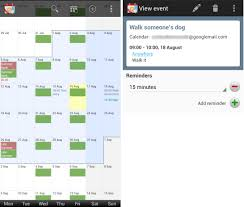 Spreadsheet App For Android Tablet 12 Of The Best Calendar Apps Available For Your Android Smartphone