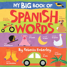 my big book of spanish words u2013 hachette book group
