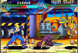 marvel vs capcom clash of heroes for android free - Capcom Apk