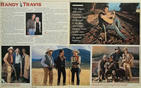 throwback thursday that time birthday boy randy travis took a