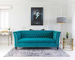 Ways To Use Blue In Your Interior Scheme Real Homes - Sofa interior design