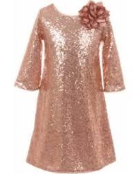 blush junior bridesmaid dresses bargains on blush sequin flower adorned junior