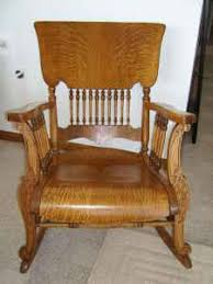Oak Rocking Chairs 147 Best Antique Wooden Rockers Images On Pinterest Chairs