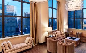 sheraton new york times square penthouse suite