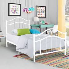 storybook cottage twin bed amazon com kingpex metal platform bed frame twin size steel